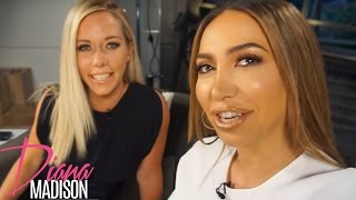 A Day in the Life! Diana Madison Behind the Scenes Vlog w/ Kendra Wilkinson