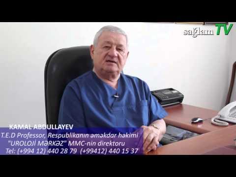 Kamal Abdullayev. Professor. T.e.d....