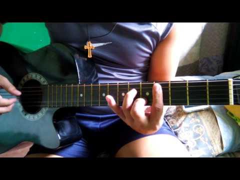 Ako'y sayo ikay akin lamang Guitar Tutorial (EASY)
