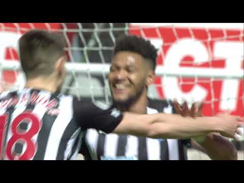 Newcastle West Ham Goals And Highlights