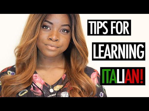 Tips For Learning Language Italian