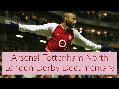 Arsenal Tottenham Derby Documentary From American TV