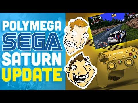 Polymega Saturn Gameplay Update! - Rerez Hot Take