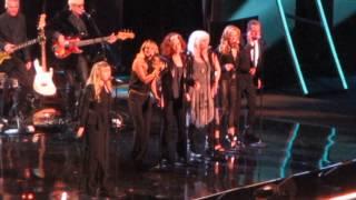 Carrie Underwood, Stevie Nicks, Sheryl Crow, Bonnie Raitt, Glenn Frey- It's So Easy 4-10-14