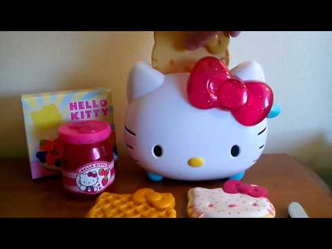 My Toy Collection Toys R Us Sanrio Hello Kitty Toaster