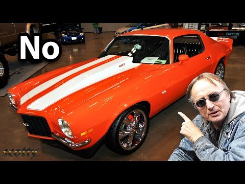 The Truth About Buying a Classic Car