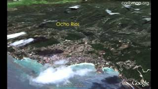 [MUST WATCH !!!] Jamaica in 3D with Google Earth