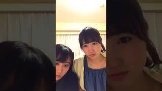 09:15 PM (UTC+9) インスタライブ with 坂口渚沙 0:03~ 小田えりなのコ...