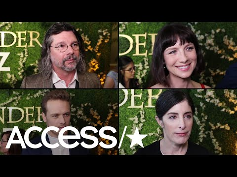'Outlander': Cast & Producers Look Back On Their Biggest Achievements From Season 3 | Access