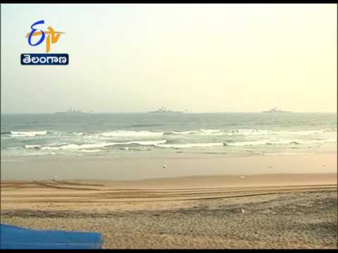 Navy Day Celebrations At Vizag | Watch Live Update