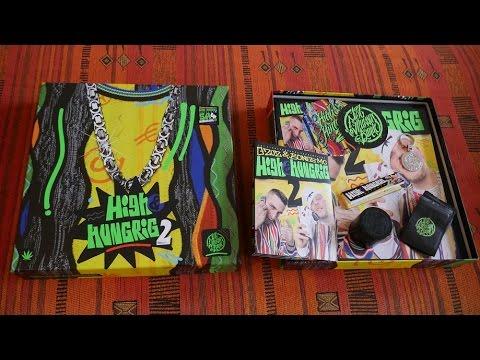 GZUZ & BONEZ MC - HIGH & HUNGRIG 2 (Limited Fan Edition) UNBOXING