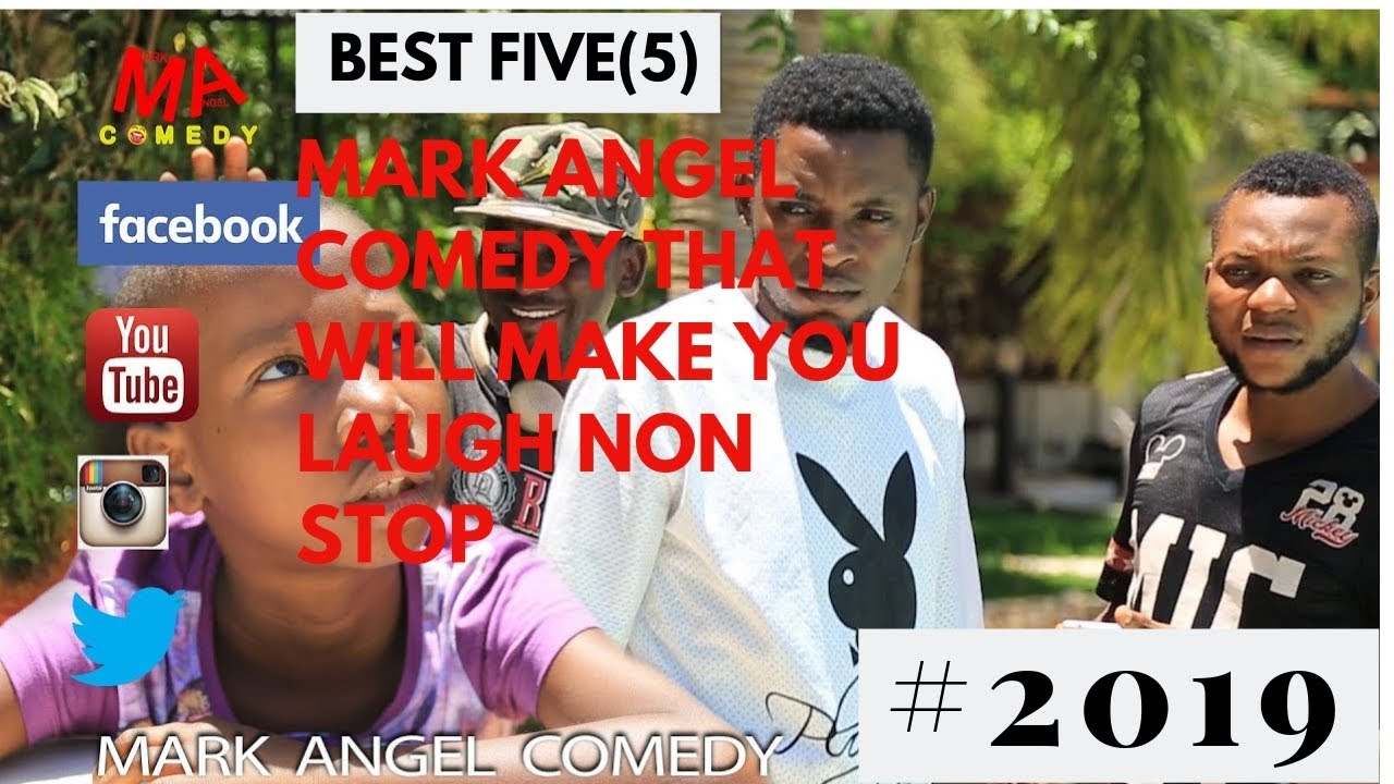 2019 BEST 5 MARK ANGEL VIDEOS YOU WON'T STOP LAUGHING, I PROMISE