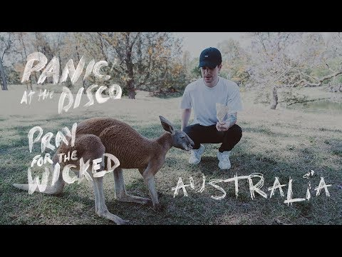 Panic! At The Disco - Pray For The Wicked Tour (Australia Recap)