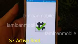 Galaxy S7 Active G891A AT&T Rooted