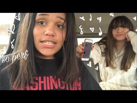 carpool karaoke feat. social media stars music || anica & phoenix