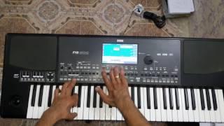 عزف اغنيه رعد الناصري (اسويها صدك ) ... احمد الساهر