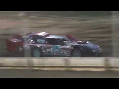 Pro Stock Heat Race #3 Sharon Speedway 8/27/16
