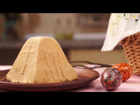 Творожная пасха без выпечки со сгущенкой пошаговый