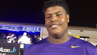 "Live Oak DT Jalen Lee discusses ""solid"" commitment to LSU"
