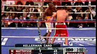 Paul Williams vs Walter Matthysse - 2/3