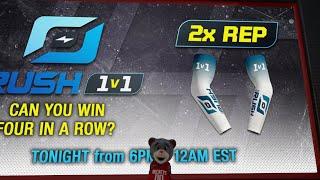 LEGEND PLAYING 1V1 RUSH EVENT • BEST BUILD + BEST JUMPSHOT • NBA2K20 (12,870/20,000)