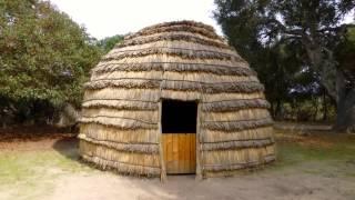 Indian Homes - Creek & Cherokee