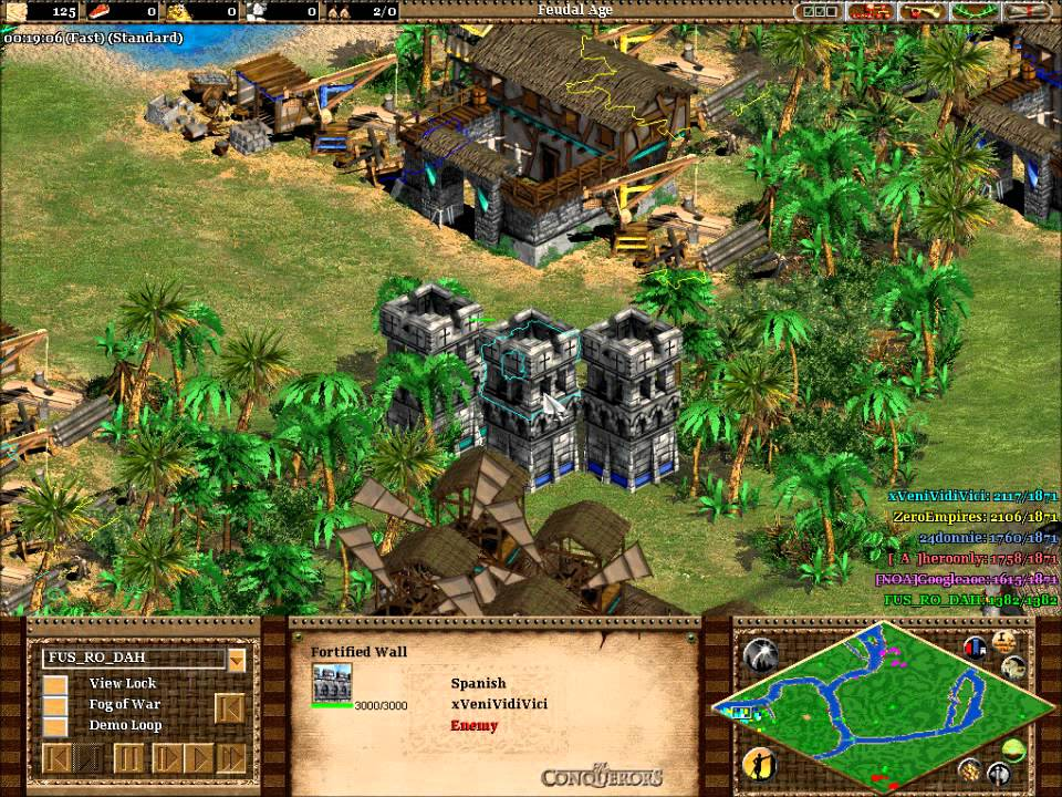 empire earth 2 how to play the tutorial