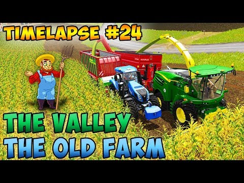 The Valley The Old Farm with More Realistic Gameplay Timelapse ep#24 mp4