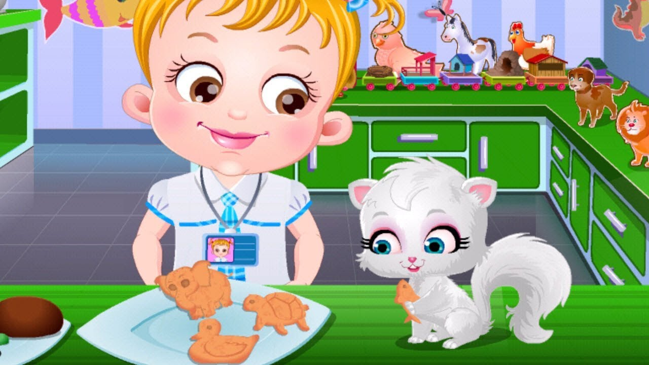Learning - Play free online Baby Hazel Games