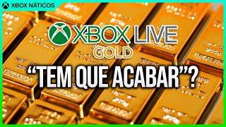 """Xbox Live Gold - """"Deveria acabar""""?"""