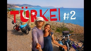 Winter Bicycletouring in Turkey - Part 2