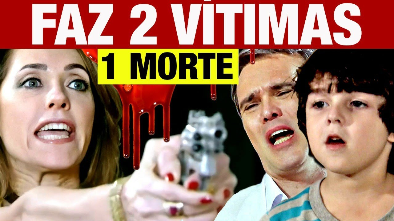 FINA ESTAMPA - Tereza faz 2 VÍTIMAS! mas algo INACREDITÁVEL ACONTECE e faz Tereza chorar!