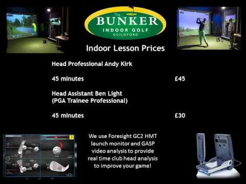 Bunker Lesson Prices