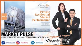 PRIVATE RESALE MARKET Q1 2020 | Singapore Property PTE