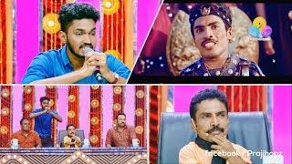 ഗിന്നസ് പക്രു പോലും സ്വന്തം ശബ്ദം കേട്ട് ഞെട്ടി !!  Prajeesh Spot Dub   Comedy Utsavam   Viral Cuts