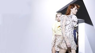 Self-Portrait | Spring Summer 2018 Full Fashion Show | Exclusive