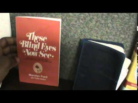 "Pastor Leon Purley-Speak Life Tv-""My Office Tour"""