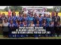 Papua Kembali Berjaya dI Gelaran Women's Football Road to Asian Games Pertiwi Cup 2017