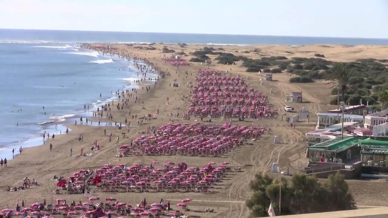 playa del ingles yökerhot