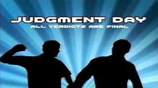 Judgment Day - Psi-Ops, The Chronicles of Riddick, Driv3r, CSI vs. Law and Order