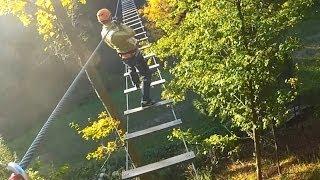 Gymineer - Treetop Trekking @ Treetop Eco Adventure Park in Oshawa