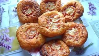 Мини пицца Хороший перекус