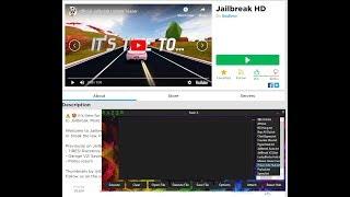 Roblox Jailbreak Haxx V5.0 Beta Script
