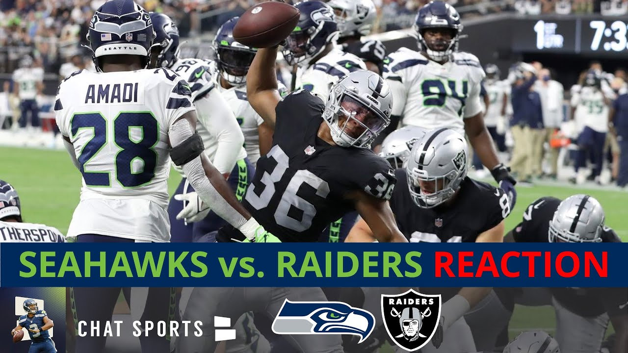 Winners and Losers from Seahawks' 20-7 opening preseason loss ...