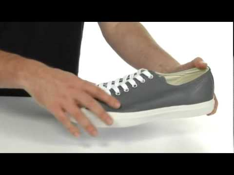 03ec73deef37fb Converse Jack Purcell® LTT Leather OxSKU  7600187 - YouTube