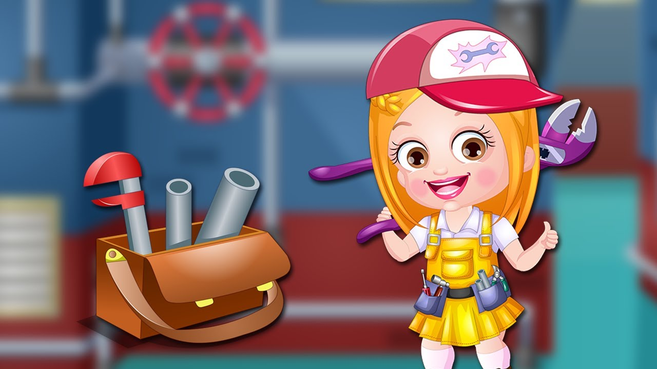 Baby Hazel: Spa Bath - A Free Girl Game on GirlsGoGames.com