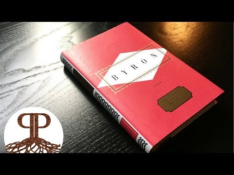 Lord Byron: Poems – Pocket Poets | Everyman's Library Collection