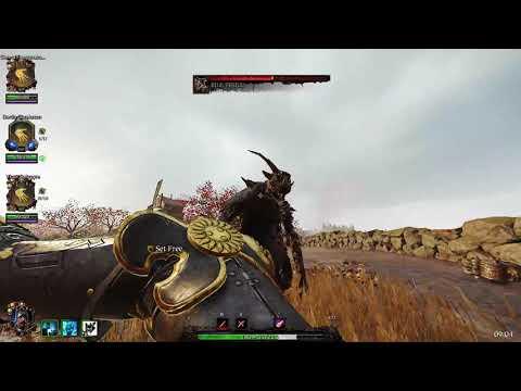 Vermintide 2 - True Solo Legend - Against The Grain - Footknight (1h Sword/shotgun)