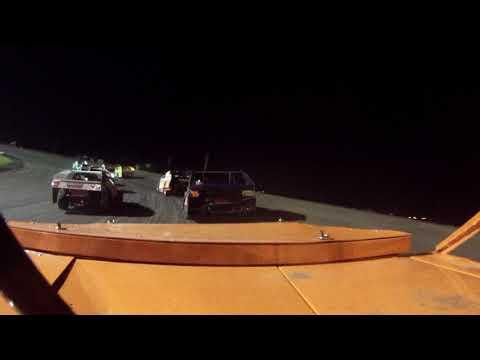 Park Jefferson Speedway IMCA Modified A Feature 9/16/17