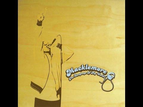 Macklemore - Contradiction Ft. Evan Roman
